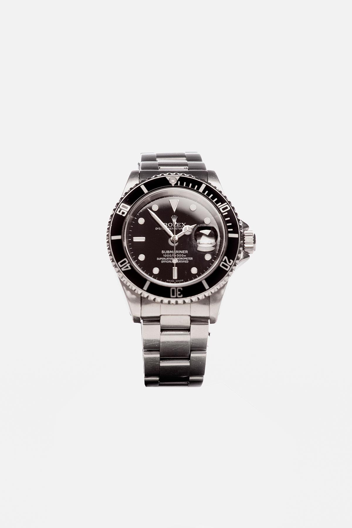 SUBMARINER DATE WATCH