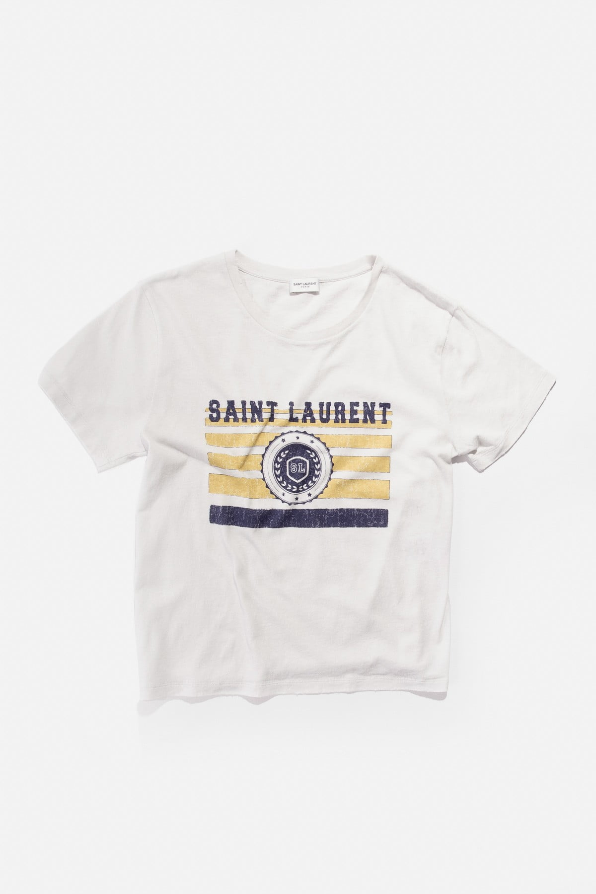 SAINT LAURENT | UNIVERSITY T-SHIRT