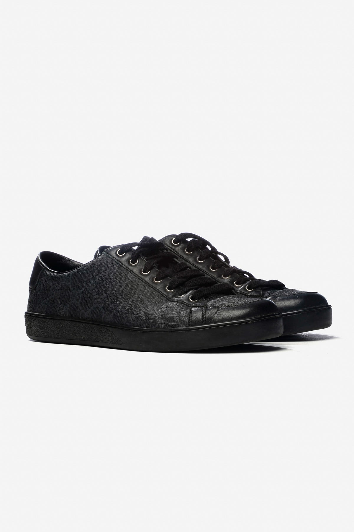 GG IMPRIMÉ LOW-TOP SNEAKERS