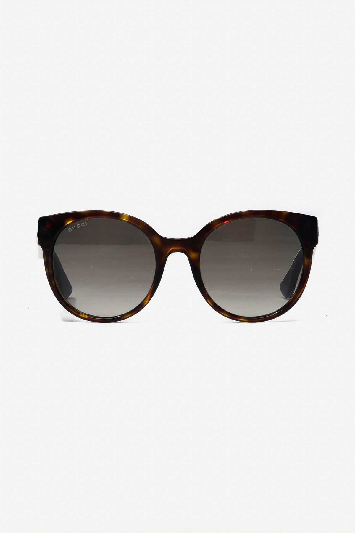 GG CAT-EYE SUNGLASSES