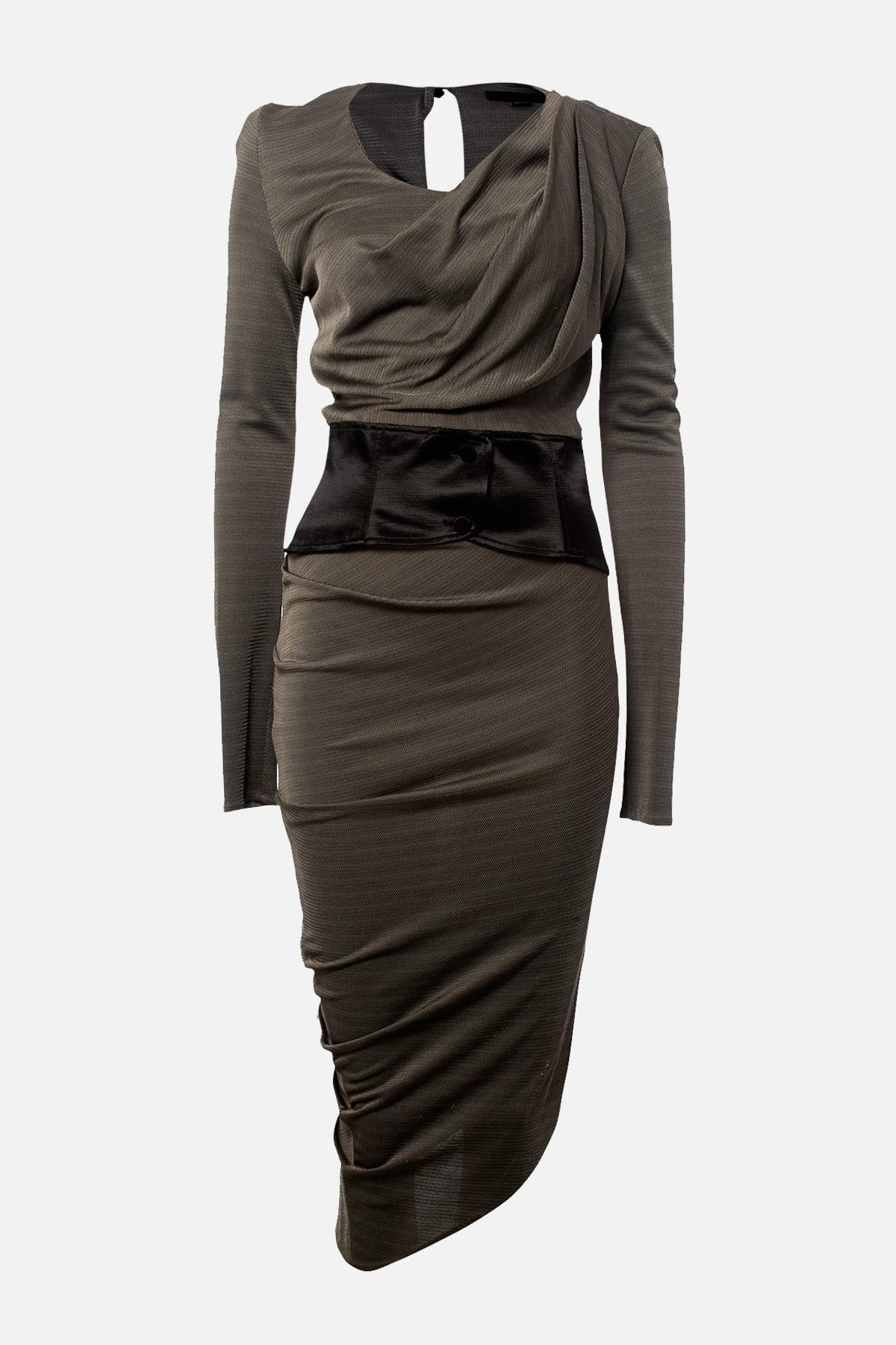 Goddess Corset Dress