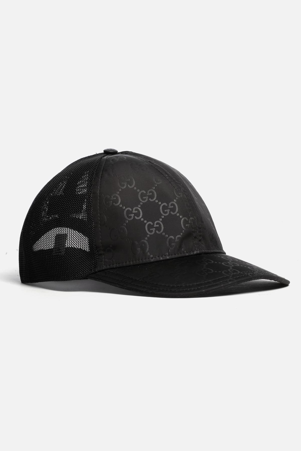 GG NYLON BASEBALL CAP