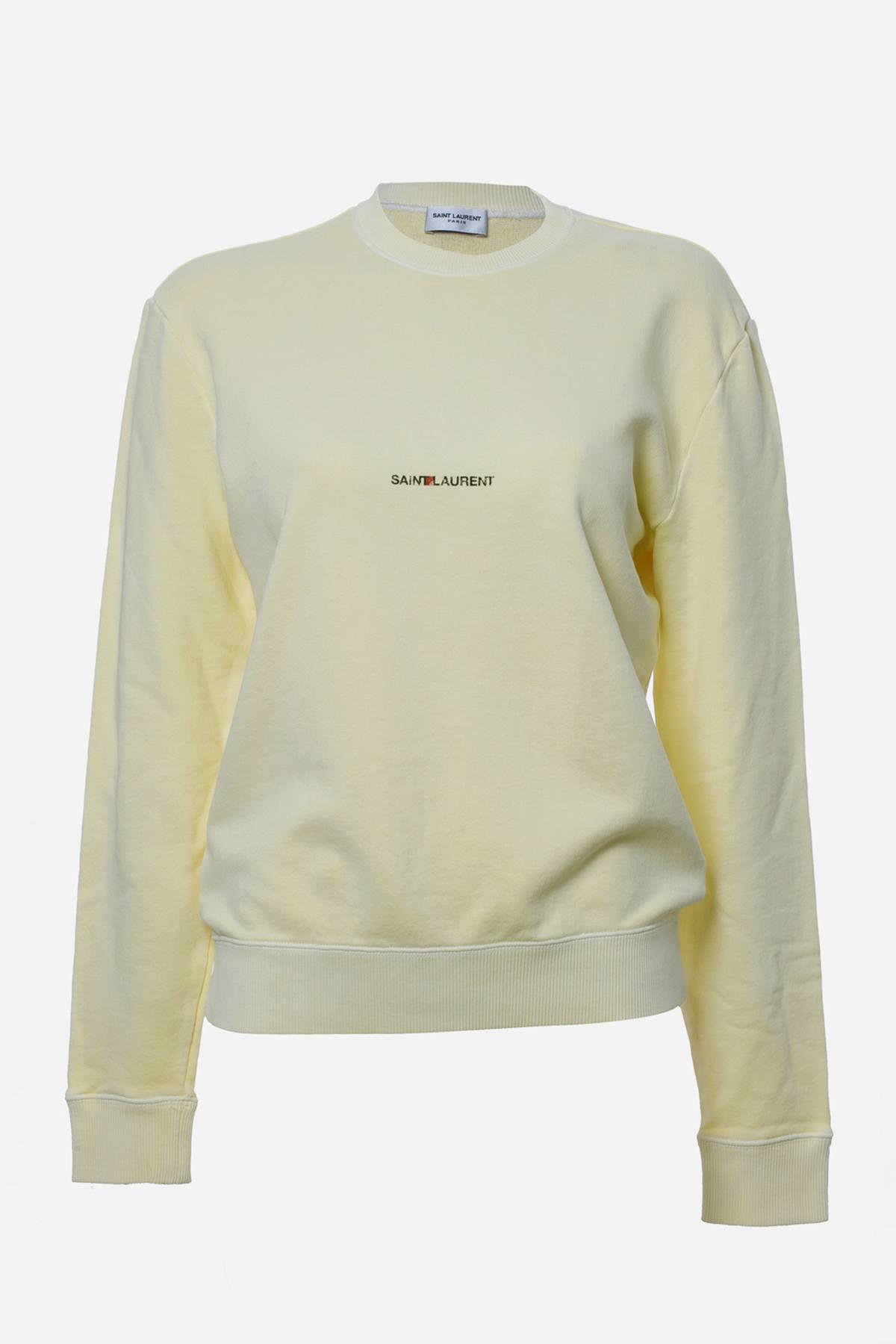 Rive Gauche Logo Sweatshirt