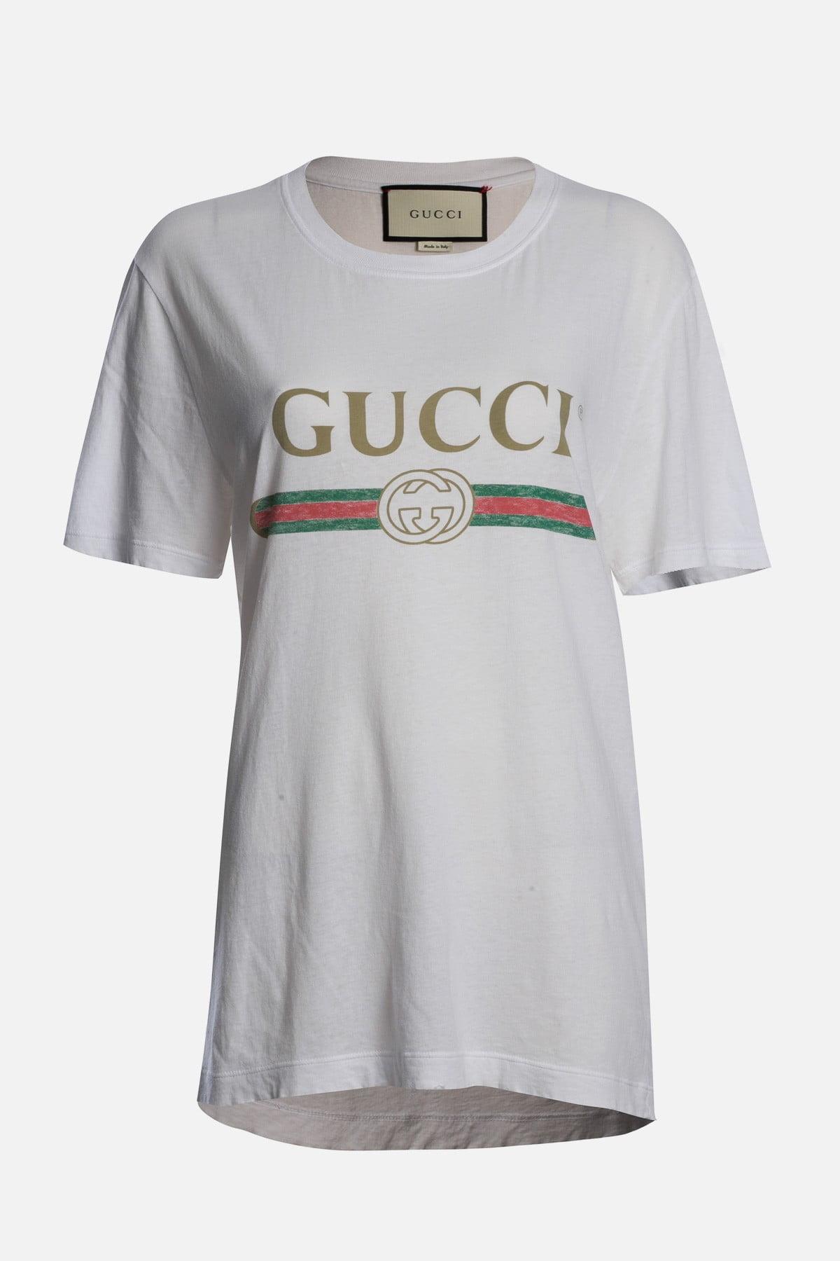Vintage Logo Cotton Jersey T-Shirt