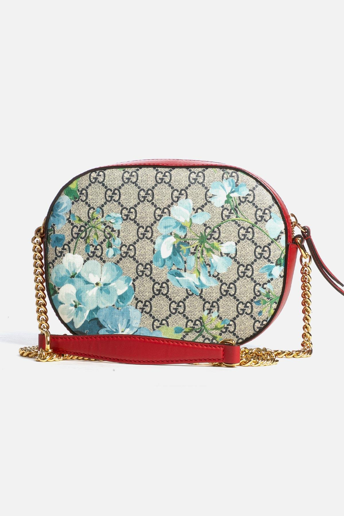 Mini GG Supreme Blooms Bag