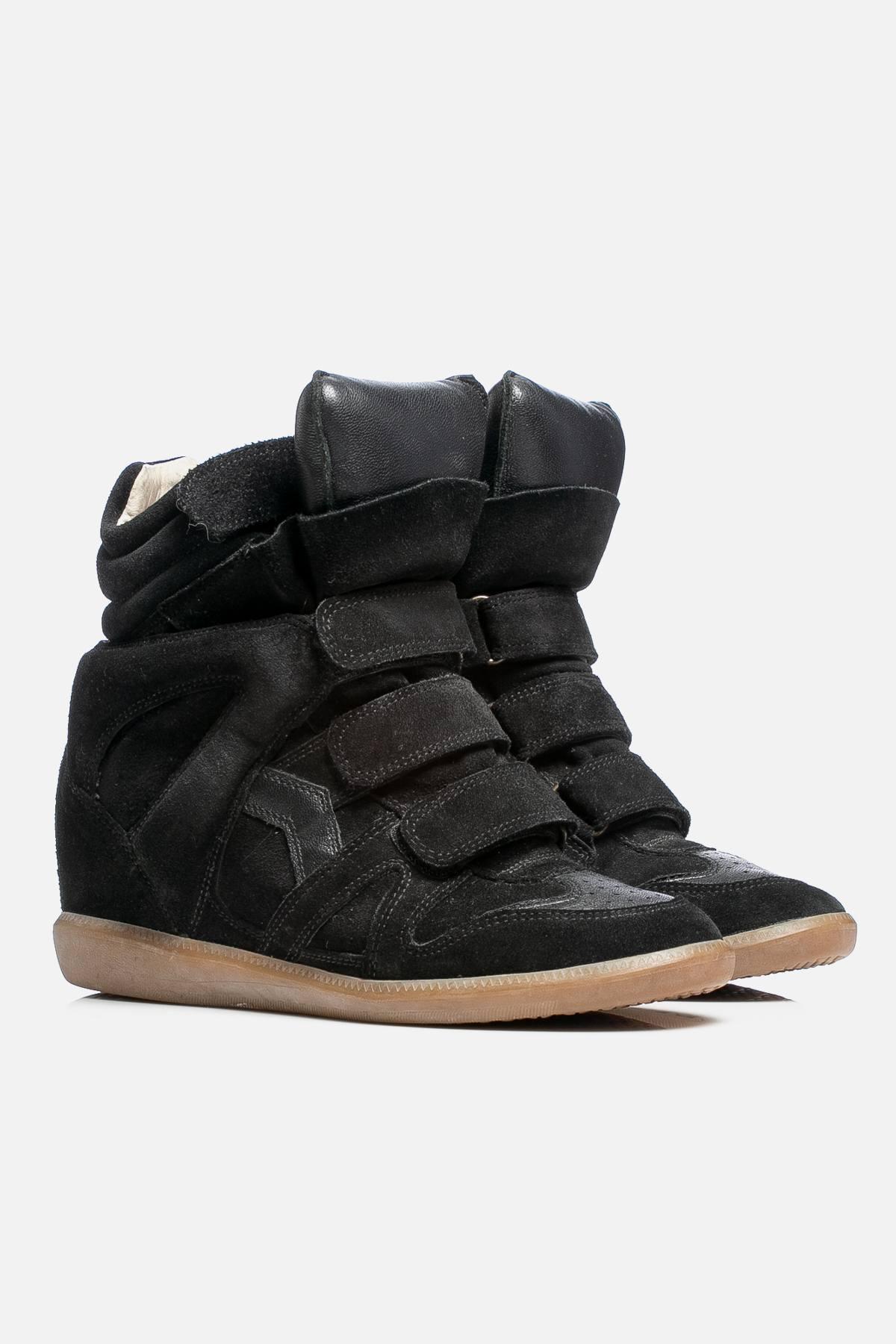 Bekett Wedge Sneakers
