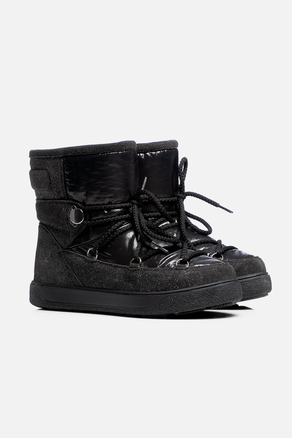 New Fanny Leather Lace-Up Boots