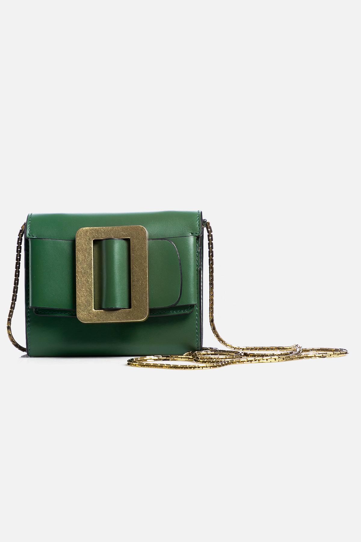 Buckle Wallet Mini Bag