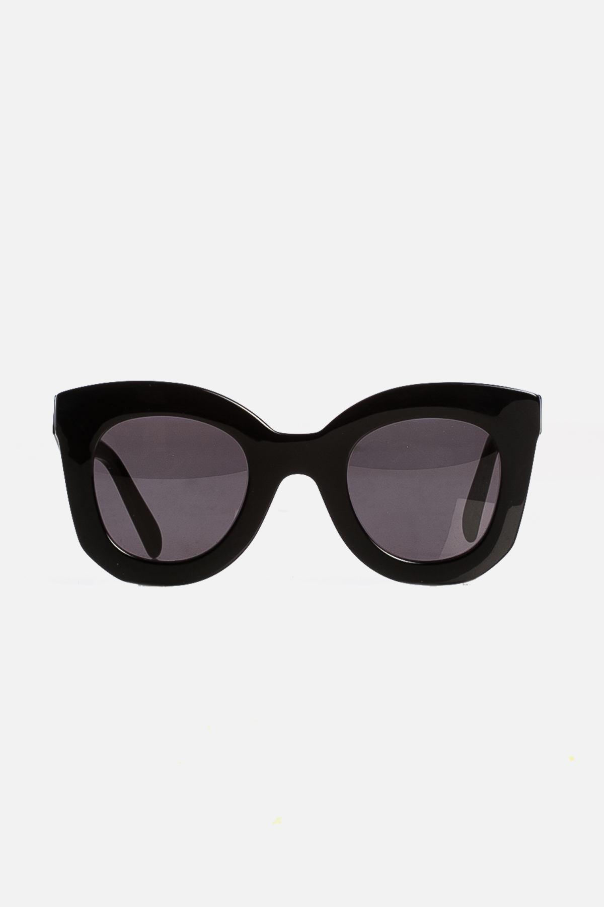 Oversized Tinted Sunglasses