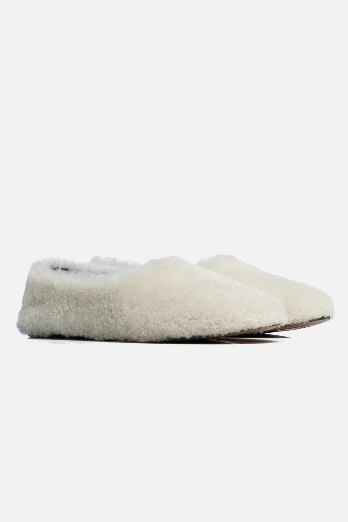 Cosy Slipper Shearling Flats