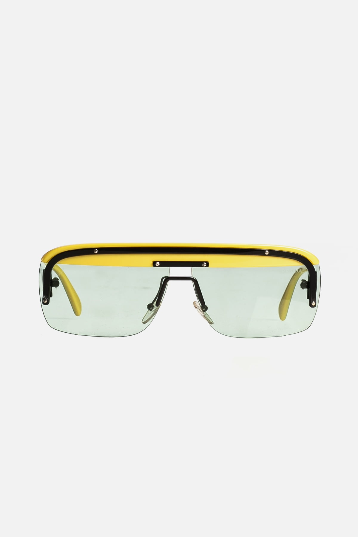 Game D-frame Acetate Sunglasses