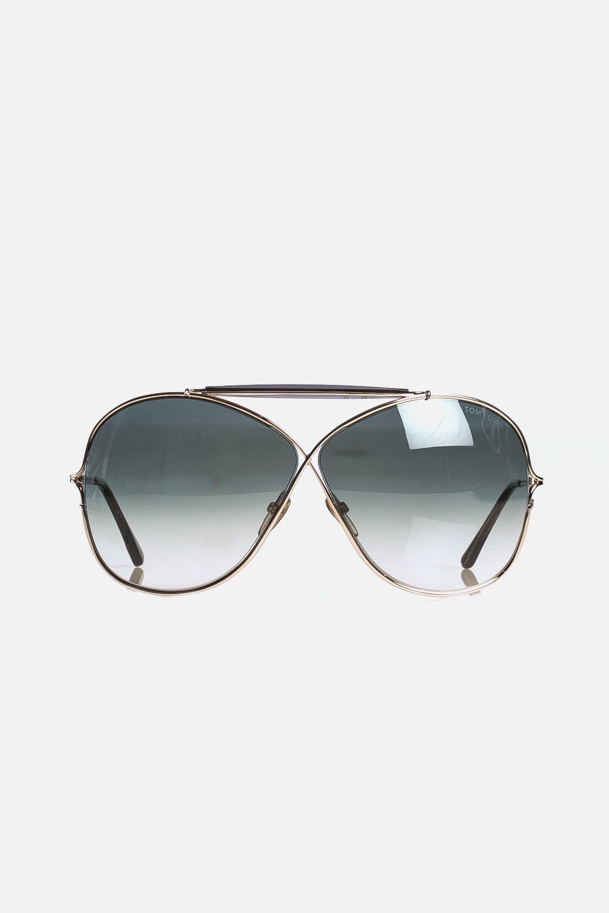 Catherine Aviator Sunglasses