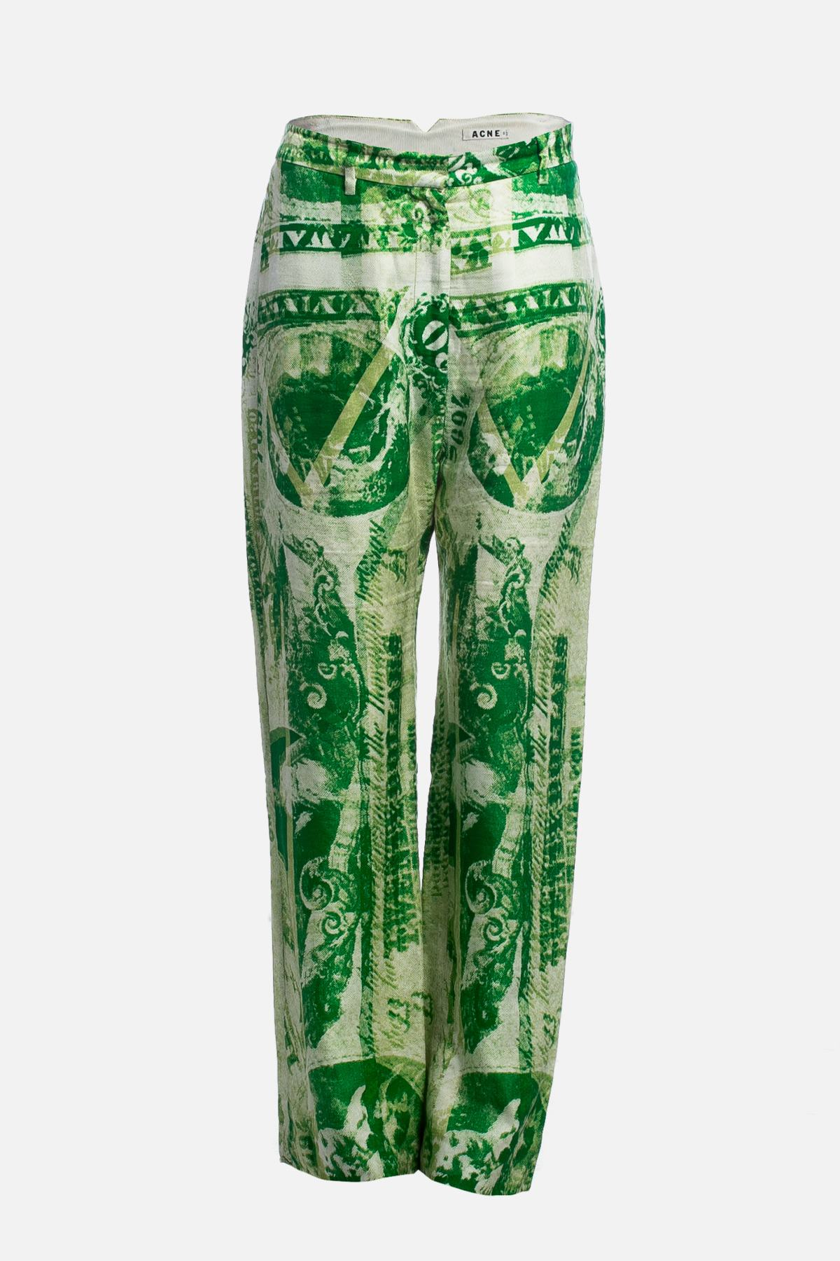 Printed Woven Pants