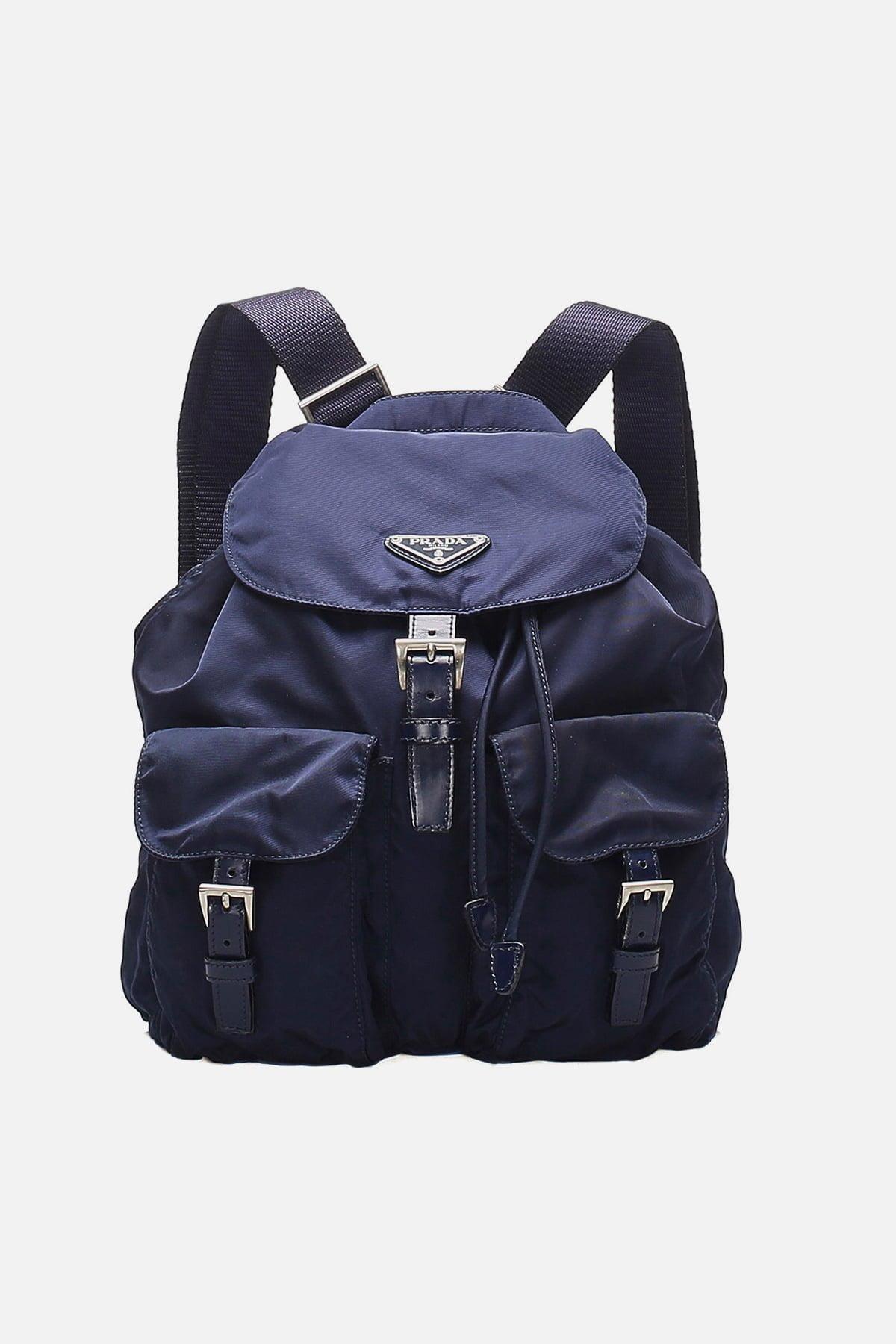 Tessuto Drawstring Backpack