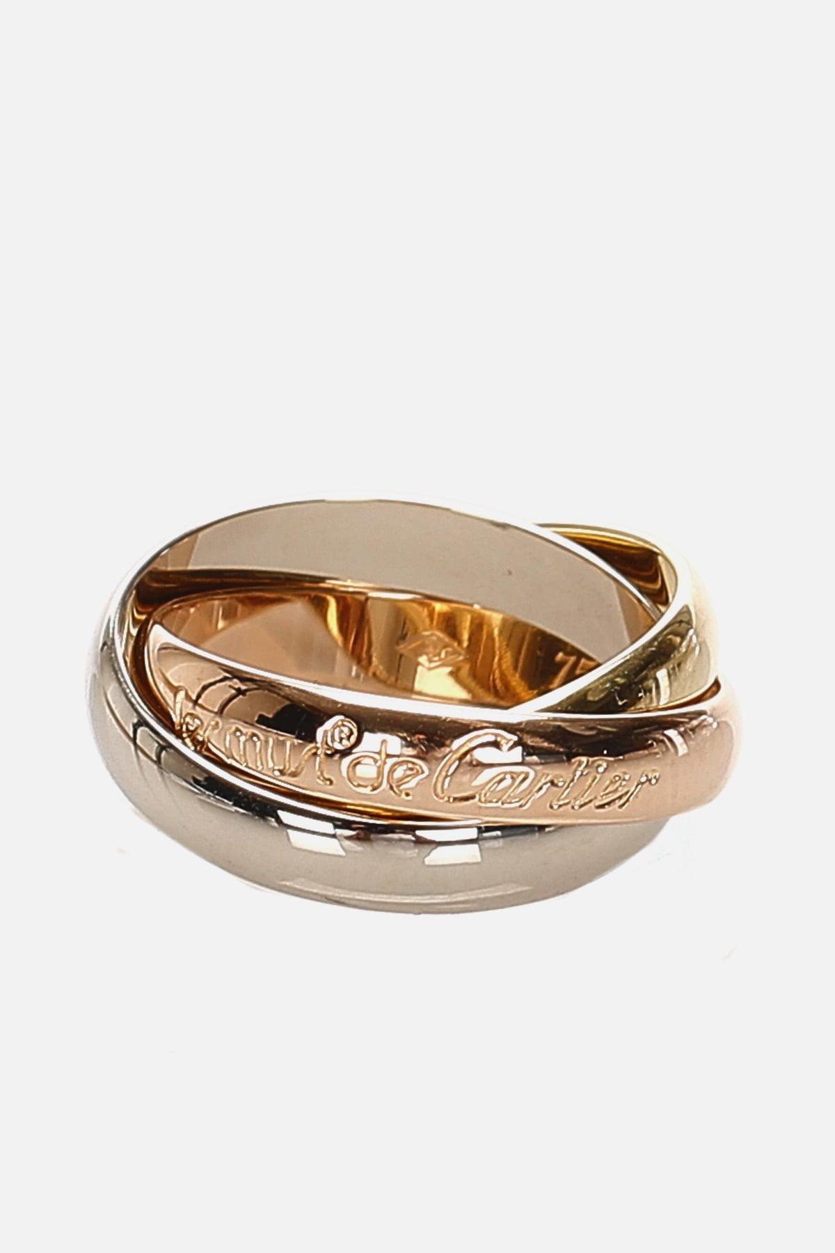 Les Must de Cartier Trinity Ring